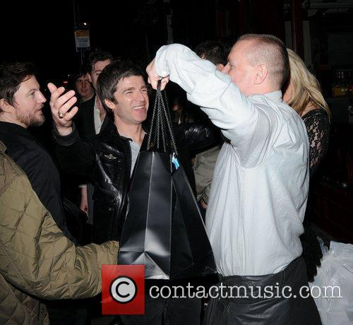 Noel Gallagher and Brit Awards 23