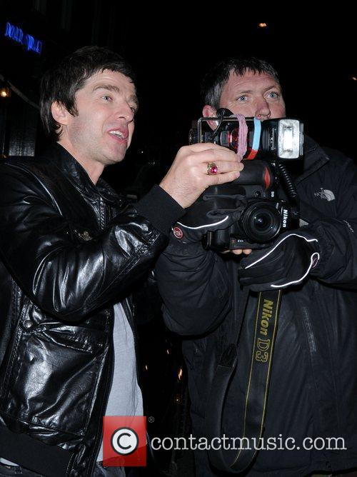 Noel Gallagher and Brit Awards 24