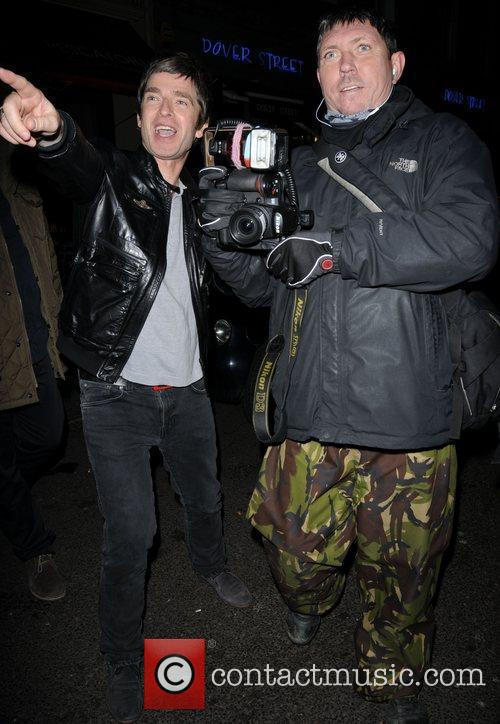 Noel Gallagher and Brit Awards 27