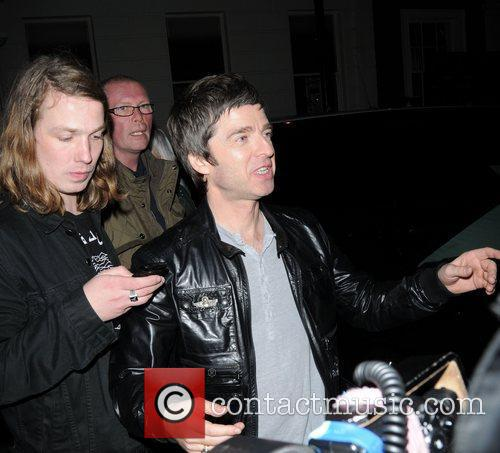 Noel Gallagher and Brit Awards 29
