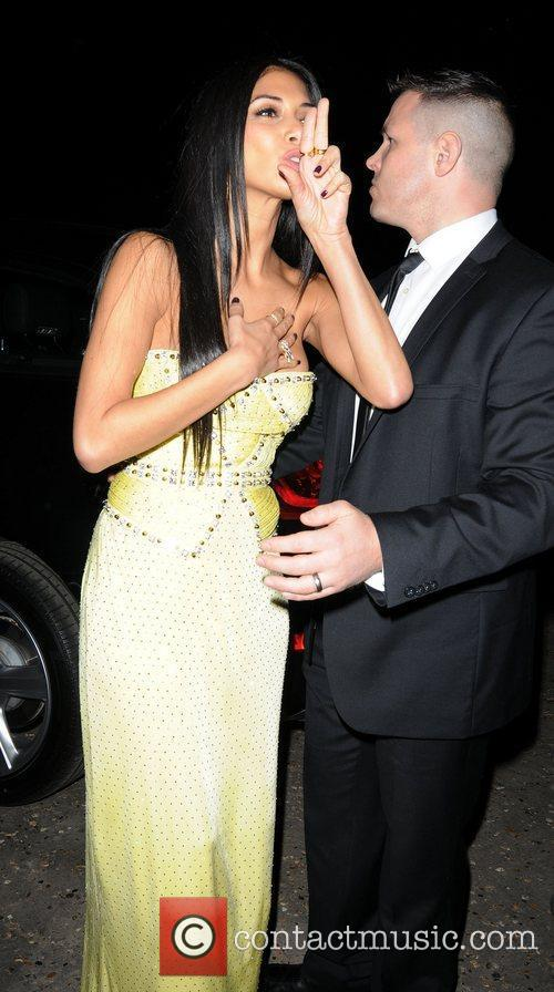 Nicole Scherzinger and Brit Awards 2