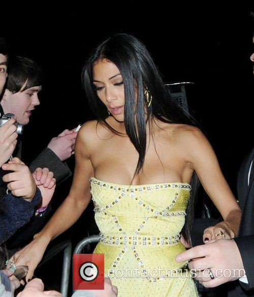 Nicole Scherzinger and Brit Awards 6