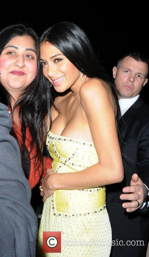 Nicole Scherzinger and Brit Awards 1
