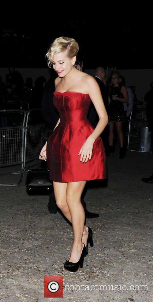 Pixie Lott  The Brit Awards 2012 -...