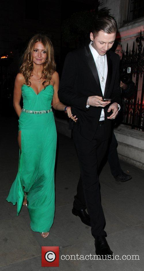 Professor Green and Brit Awards 5