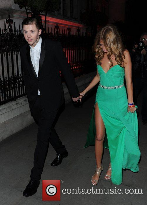 Professor Green and Brit Awards 8