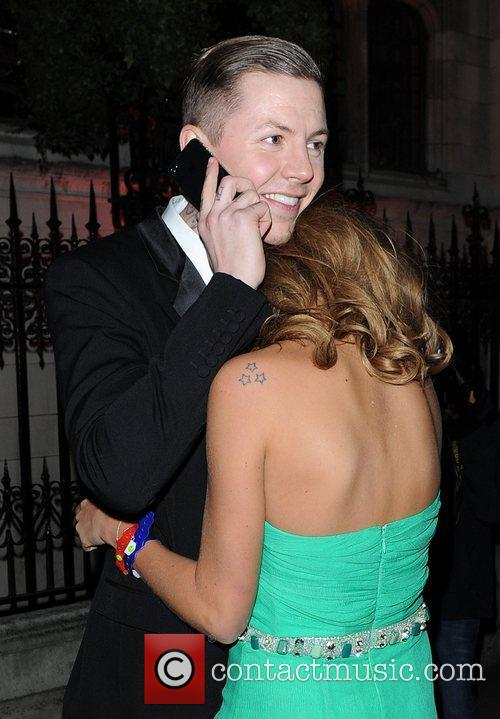 Professor Green and Brit Awards 9