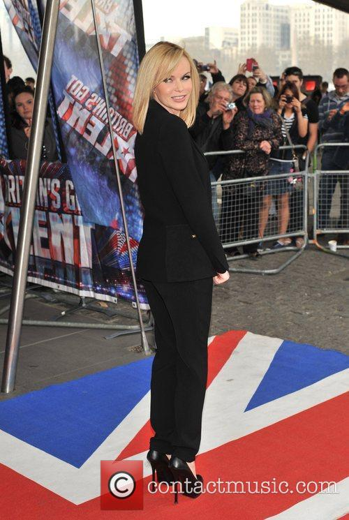 Amanda Holden 'Britains Got Talent' photocall held at...
