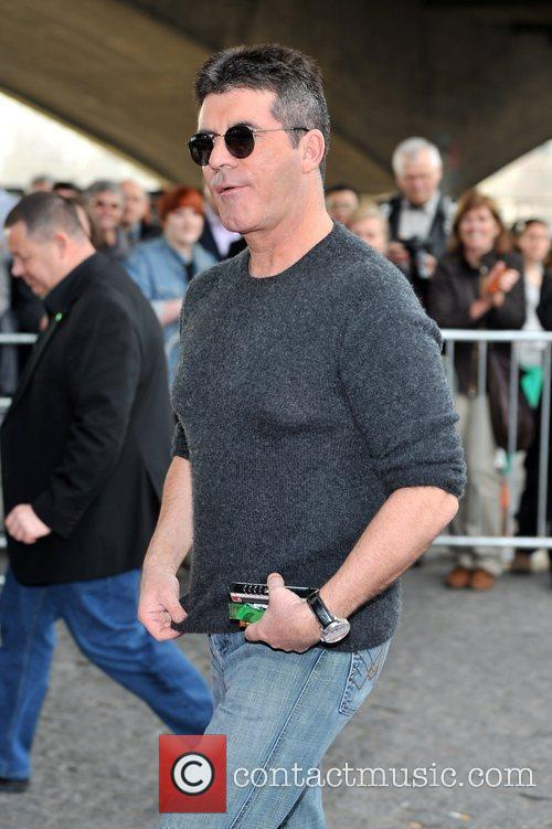 Simon Cowell 'Britains Got Talent' photocall held at...
