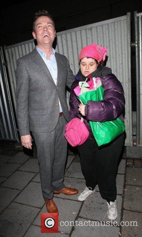 Stephen Mulhern and 'Celebrity Hugger' Tania McIntosh Celebrities...