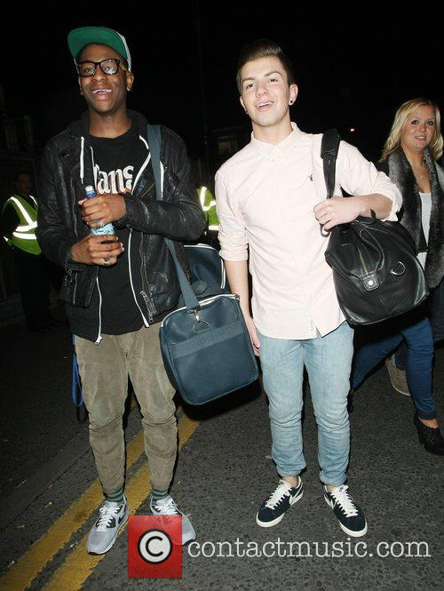 Te Eugene and Sonny Jay of Loveable Rogues...