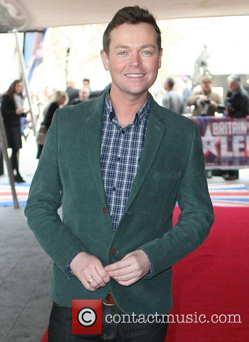 Stephen Mulhern 'Britains Got Talent' photocall held at...