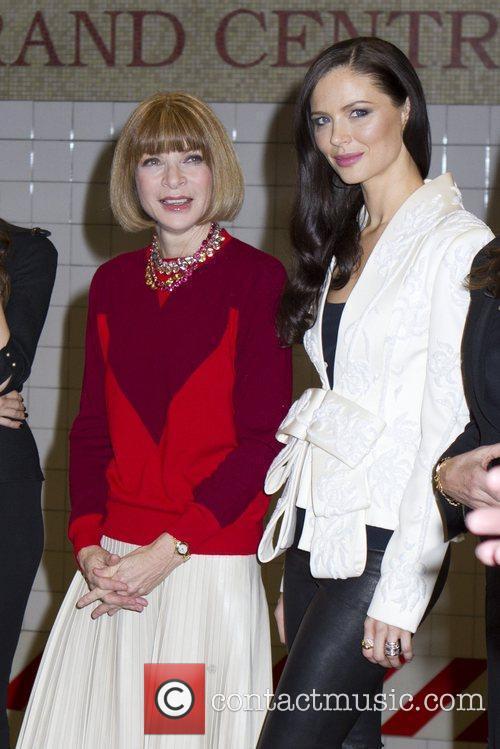 Anna Wintour and Georgina Chapman 2