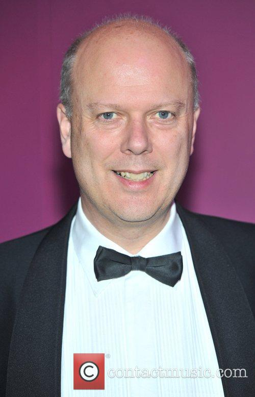 Lord Chancellor Chris Grayling British Curry Awards held...
