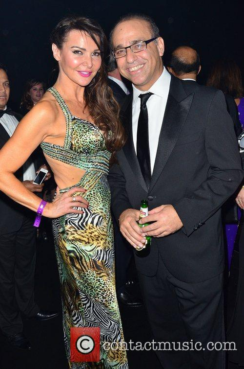 Lizzie Cundy, Theo Paphitis, British Curry Awards and Battersea Evolution 2