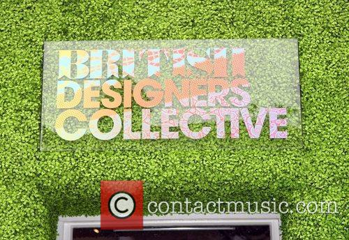 The Bicester Village British Designers Collective launch hosted...