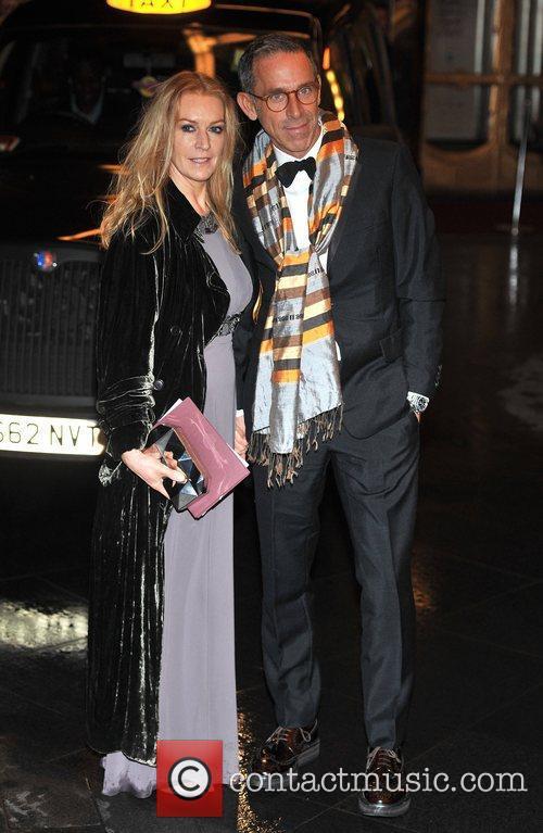Ben De Lisi The British Fashion Awards held...