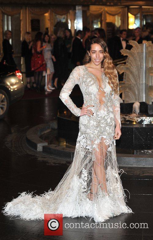 Delilah The British Fashion Awards held at the...