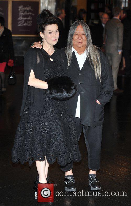 John Rocha The British Fashion Awards held at...