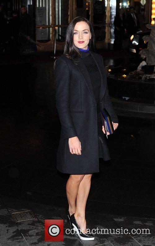 Victoria Pendleton The British Fashion Awards held at...