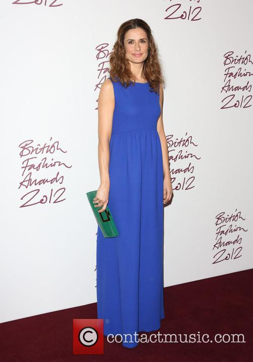 The British Fashion Awards, The Savoy and Arrivals 6