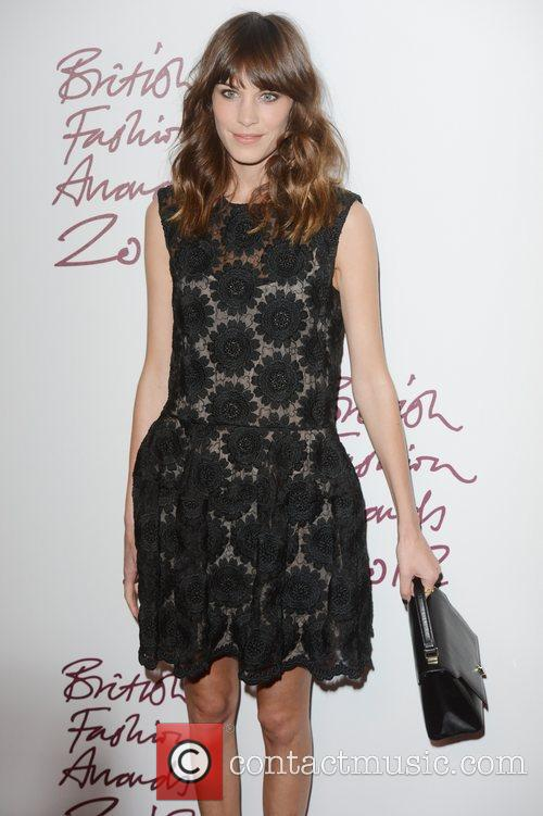 Alexa Chung, British Fashion Awards, The Savoy, London and England 2