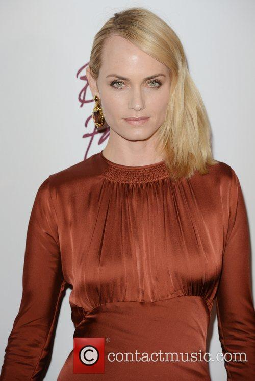 Amber Valletta, British Fashion Awards, The Savoy, London and England 4