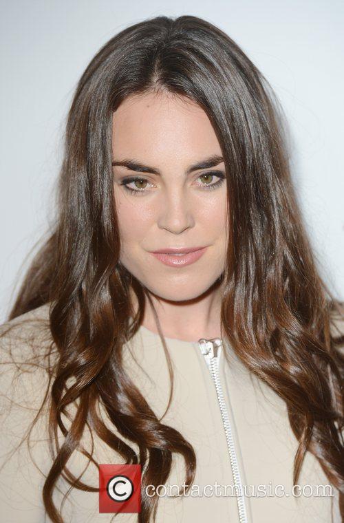 At the British Fashion Awards at The Savoy,...