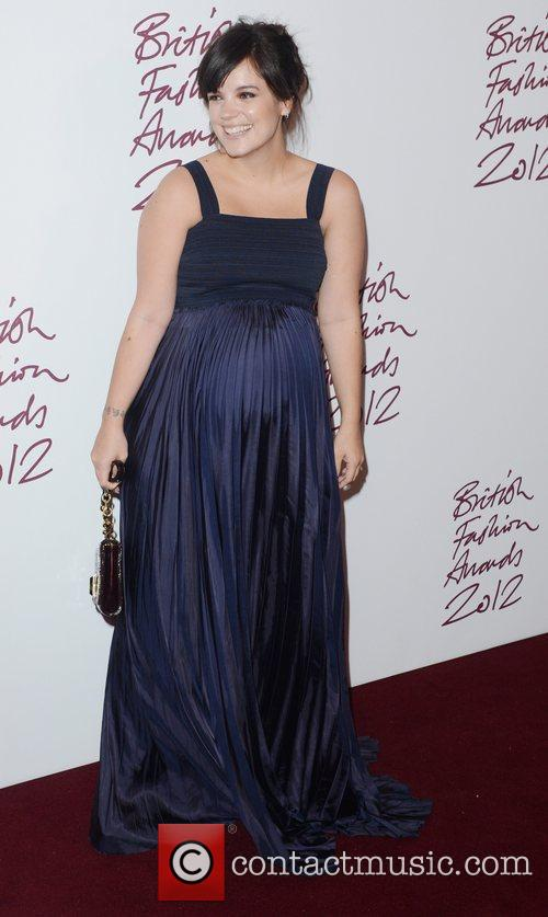 lily allen at the british fashion awards 5958142
