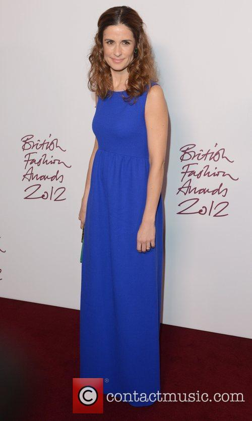 Livia Firth, British Fashion Awards, The Savoy, London and England 2