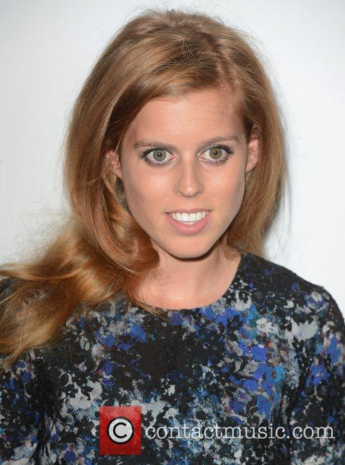 Princess Beatrice, British Fashion Awards, The Savoy, London and England 4