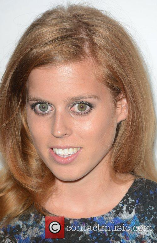 Princess Beatrice, British Fashion Awards, The Savoy, London and England 5