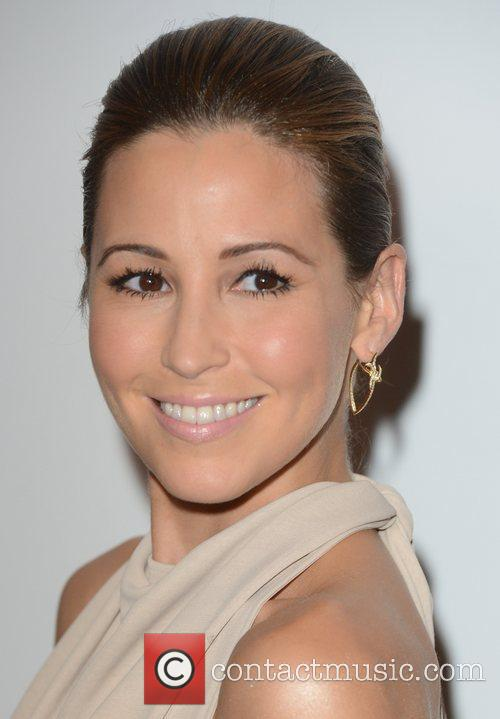 Rachel Stevens, British Fashion Awards, The Savoy, London and England 3