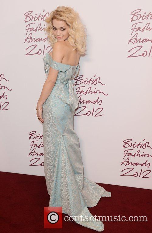 Rita Ora, British Fashion Awards, The Savoy, London and England 5