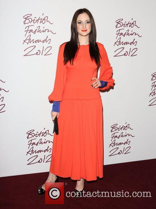 Andrea Riseborough and The British Fashion Awards 3