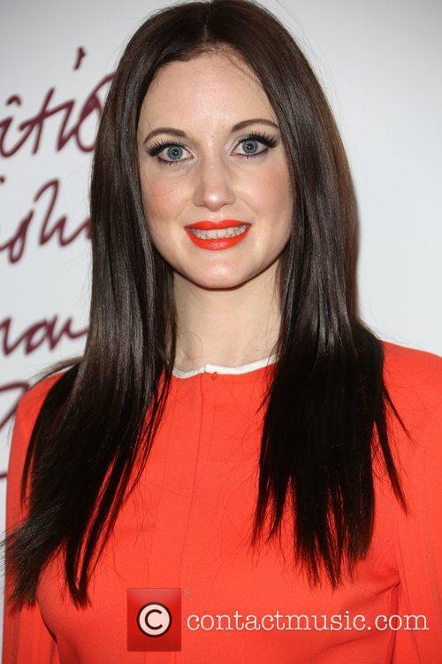 Andrea Riseborough and The British Fashion Awards 4