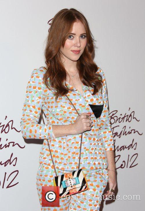 Angela Scanlon and The British Fashion Awards 1