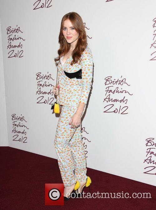 Angela Scanlon and The British Fashion Awards 2
