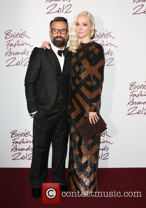 Guest, Portia Freeman and The British Fashion Awards 8