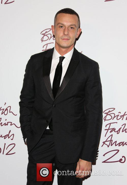 Jonathan Saunders and The British Fashion Awards 2
