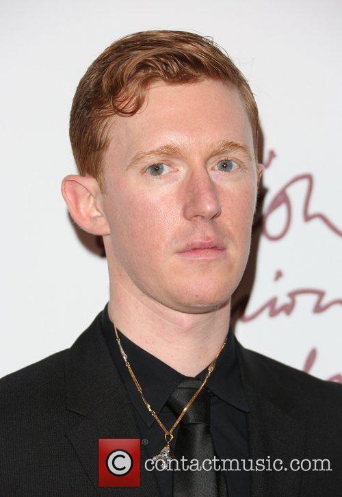Jordan Askill The British Fashion Awards 2012 held...