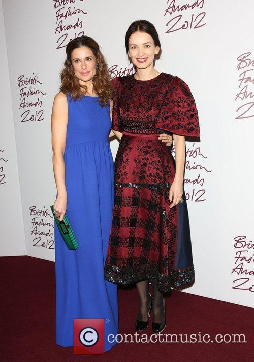 Livia Firth, Livia Giuggioli, Roksanda Ilincic and The British Fashion Awards 8
