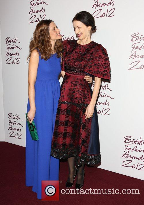 Livia Firth, Livia Giuggioli, Roksanda Ilincic and The British Fashion Awards 6