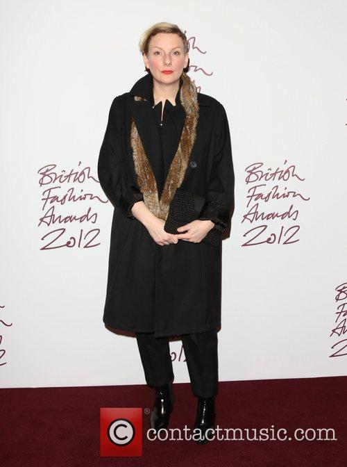 Lou Dalton and The British Fashion Awards 2