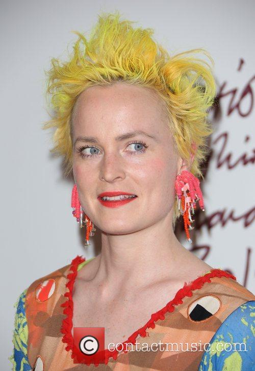 Louise Gray The British Fashion Awards 2012 held...