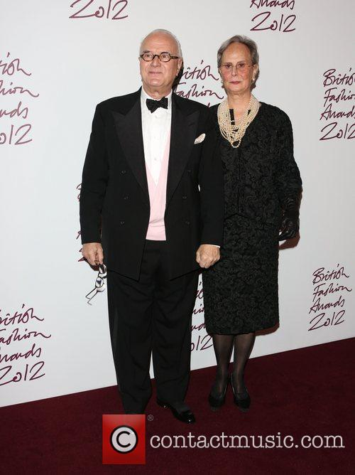 Manolo Blahnik and The British Fashion Awards 1