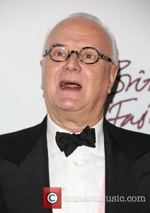 Manolo Blahnik and The British Fashion Awards 4