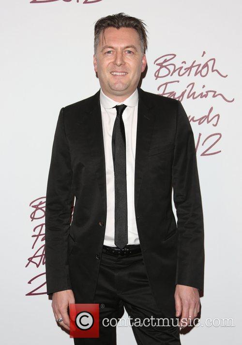Markus Lupfer The British Fashion Awards 2012 held...