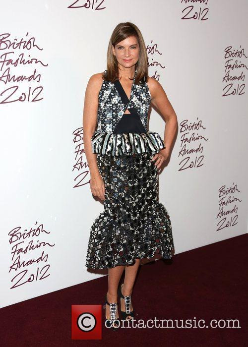 Natalie Massenet and The British Fashion Awards 2
