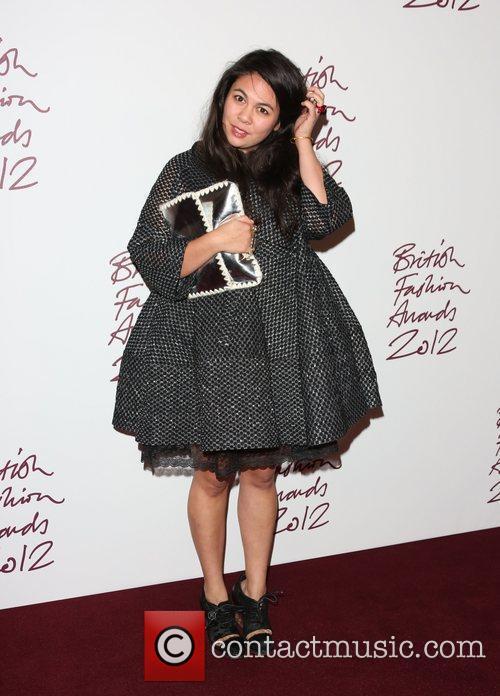 Simone Rocha and The British Fashion Awards 2